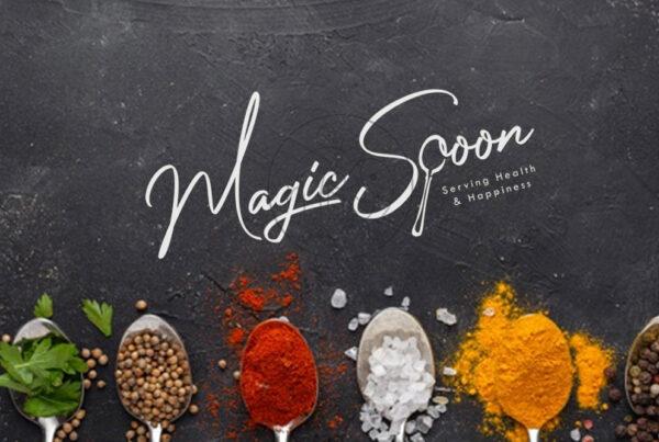 Magic spoon logo