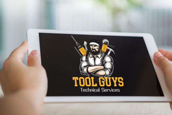 Tool Guy Logo