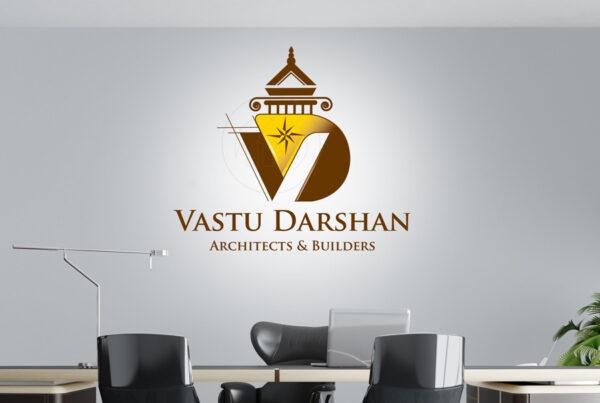 Vastu Darshan Builders logo