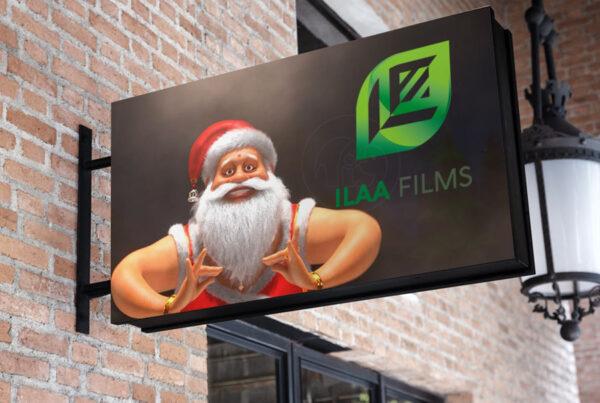 Ilaa films logo