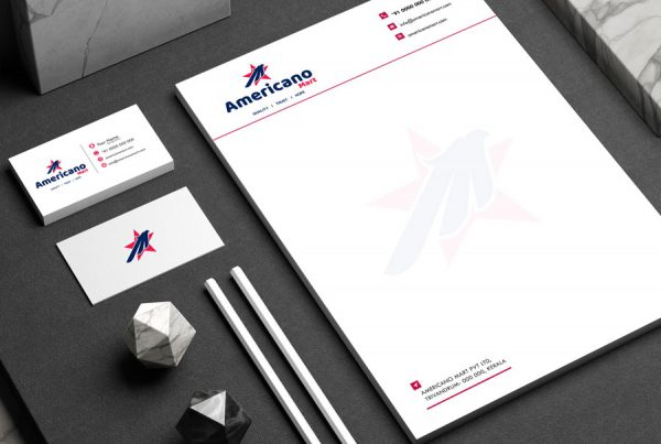 Americano Logo Branding