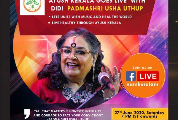 Ayush-Kerala-Usha-Uthup-Poster-Design