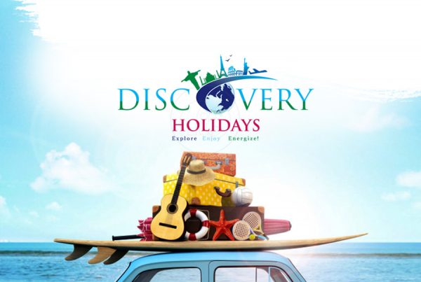 Discovery Holidays Logo