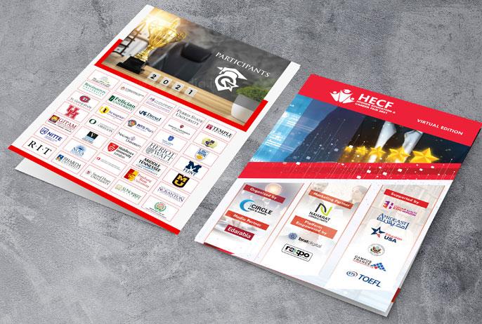 HECF Brochur design