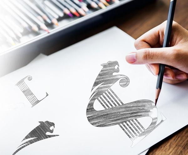 Innovative Legal Solutions- legal Logo Designing