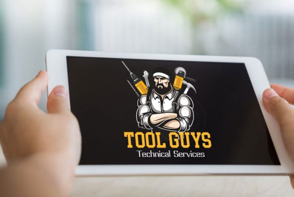 Tool Guy logo design