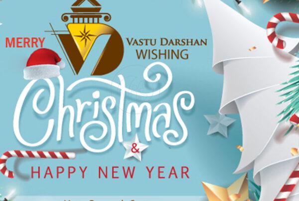 Vastu Darshan Builders Christmas Social Media